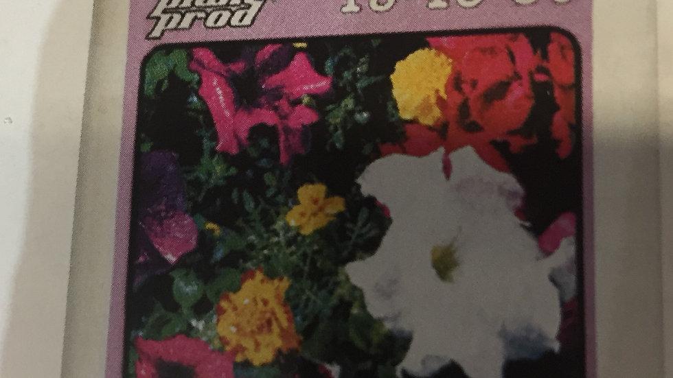 Plant Prod Concime per piante fiorite 500g
