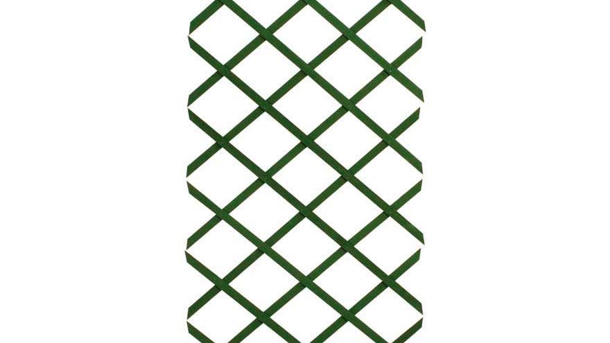 traliccio di pino duro verde 1.80x0.90