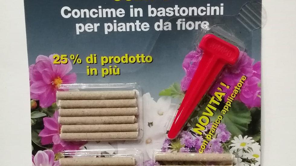 Compo concime bastoncini per Piante da fiore 30 pz