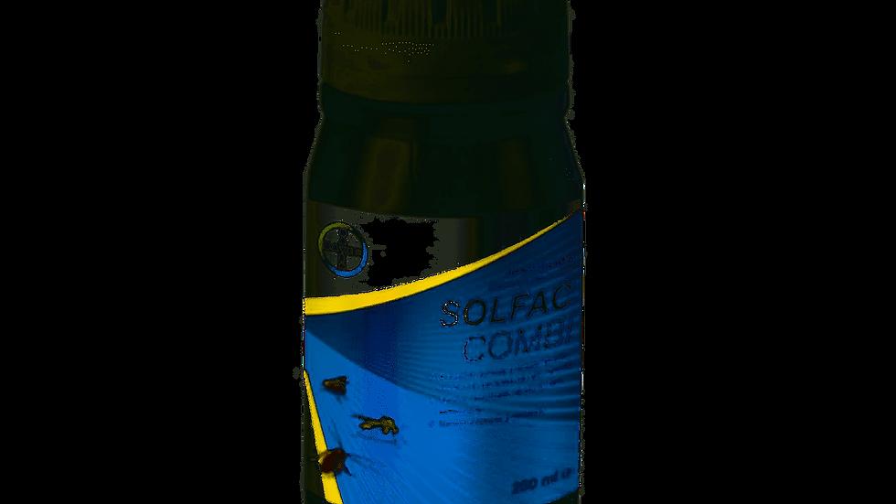 Bayer - solfac combi insetticida zanzare e altri insetti 250 ml
