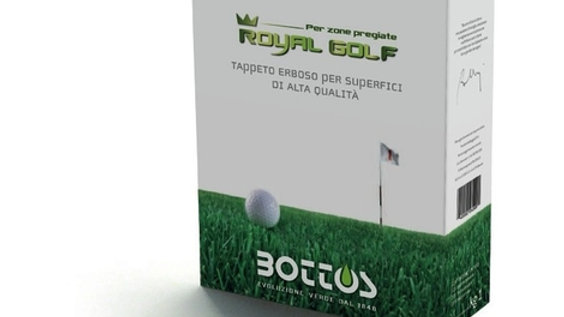 Royal golf - Bottos 1 kg semi prato