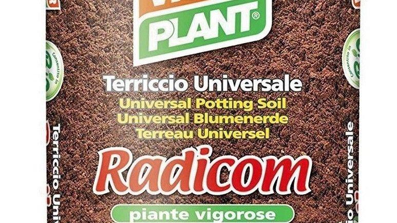 Vigorplant radicom terriccio universale LT 10