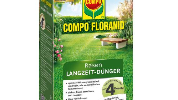 COMPO FLORANID KG 3 Concime