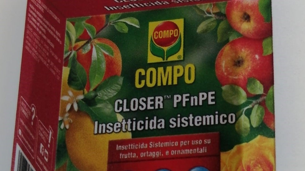 Compo insetticida sistematico Closer 20 ml
