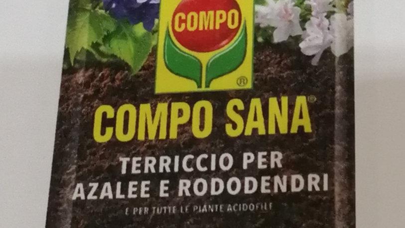 Compo Sana Terriccio per Azalee e Rododendri LT 50