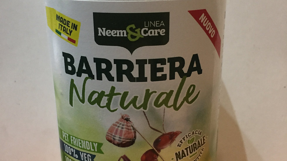 I consigli dell'esperto - Barriera Naturale 500g