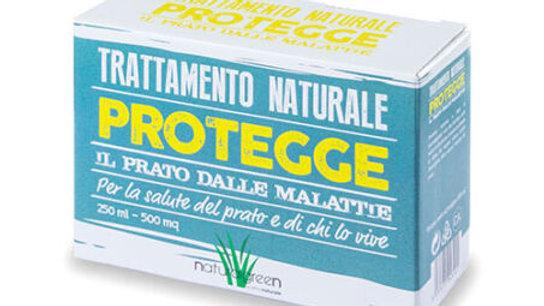 Naturalgreen Trattamento naturale per il prato 250ml per 500 mq