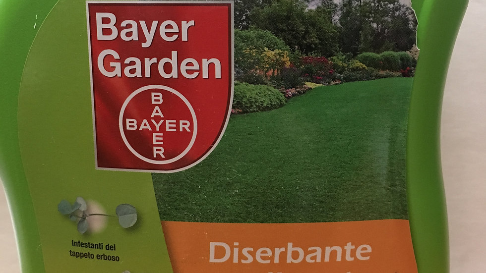 Bayer Garden Diserbante per il prato Spray 1LT