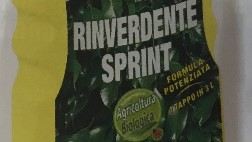 Flortis rinverdente sprint 570 g