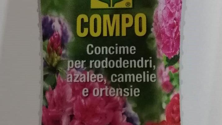 Compo Concime per Azalee, Rododendri, Camelie e Ortensie 500 ml