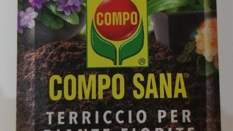 Compo Sana Terriccio per Piante Fiorite LT 20