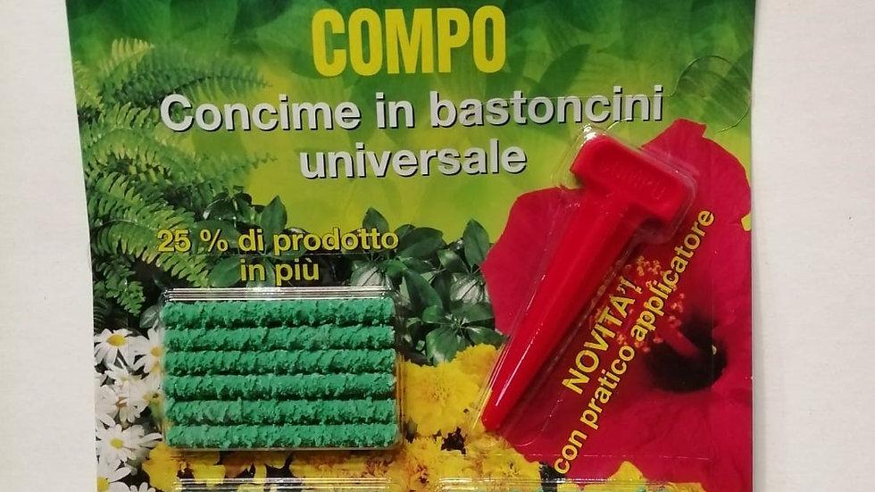 Compo Concime in Bastoncini universale 30 pz