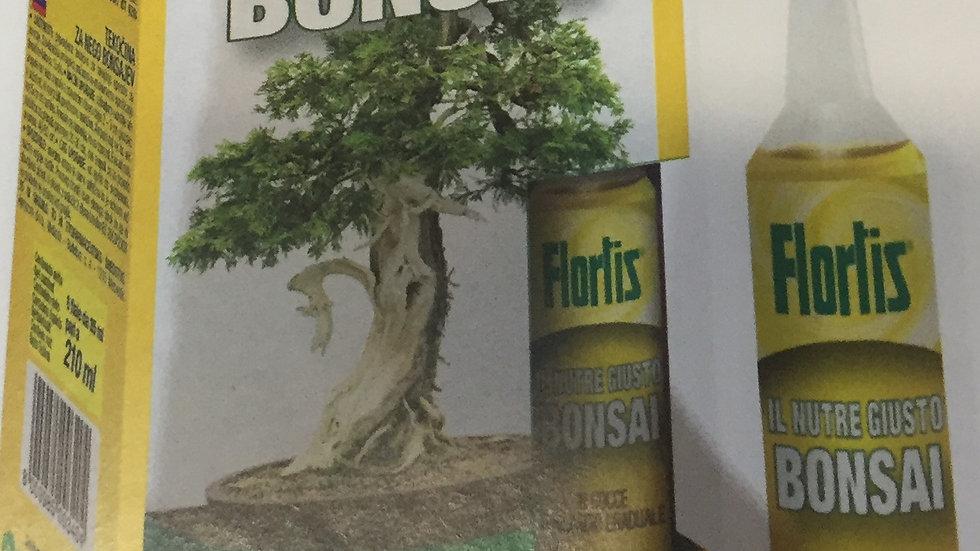 Flortis Nutriente per Bonsai 6 fiale