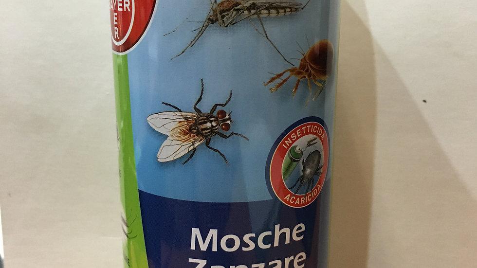 Bayer Garden Insetticida per mosche,zanzare e acari della polvere 500 ml