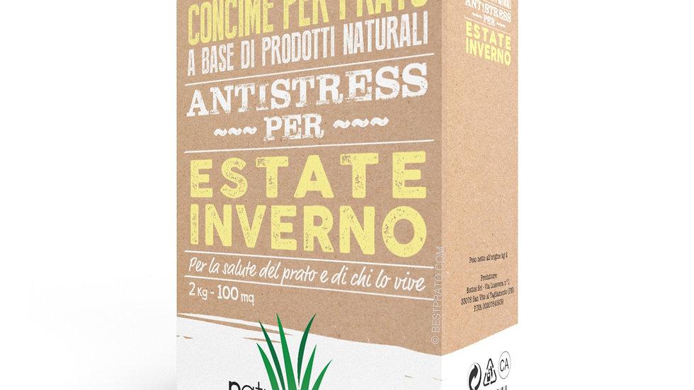 Bottos Naturalgreen  concime per prato estate/inverno 1KG
