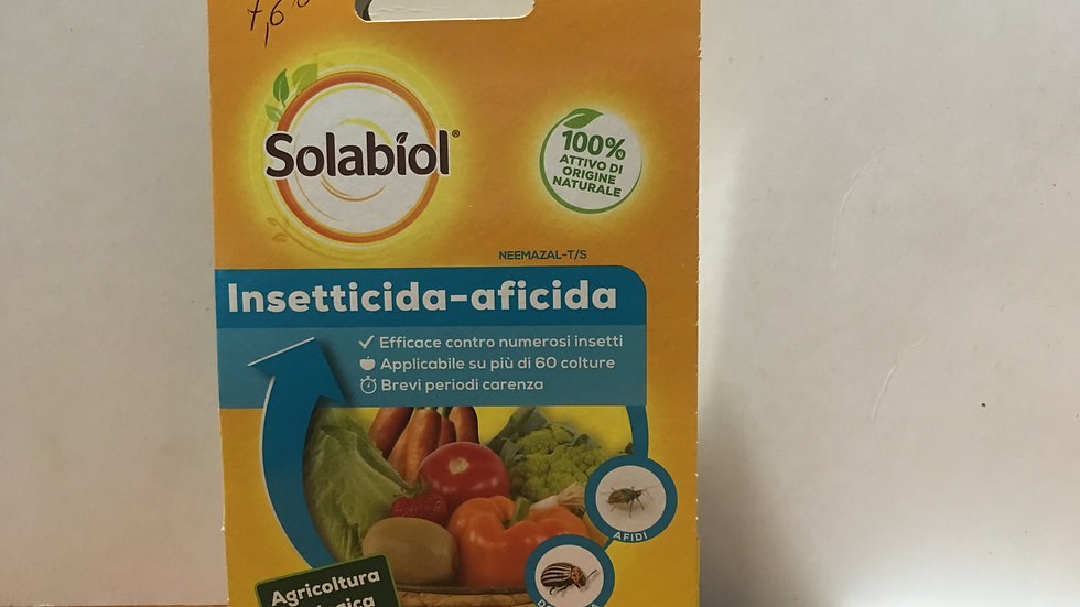 Solabiol insetticida - aficida 15 ml