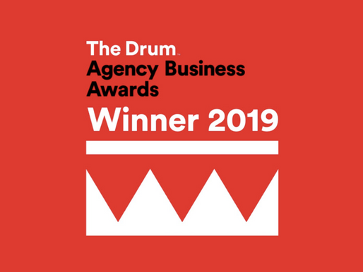 Two Wins at The Drum Awards