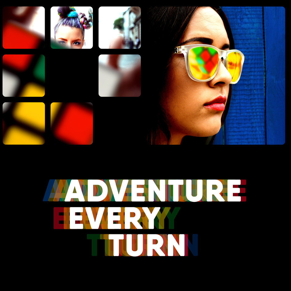 Rubik's : Adventure Every Turn