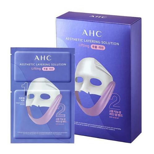 [AHC]エステティックレイヤリングソリューションリフティングマスク 10枚