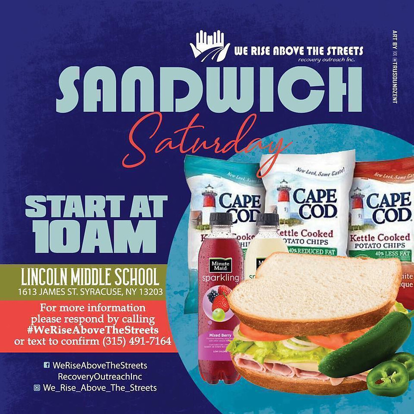 Sandwich Saturdays