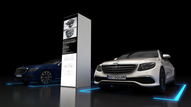 Mercedes-Benz BCE Project