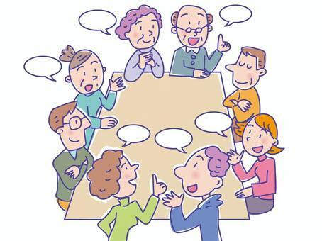 座談会・当事者会って何のため?