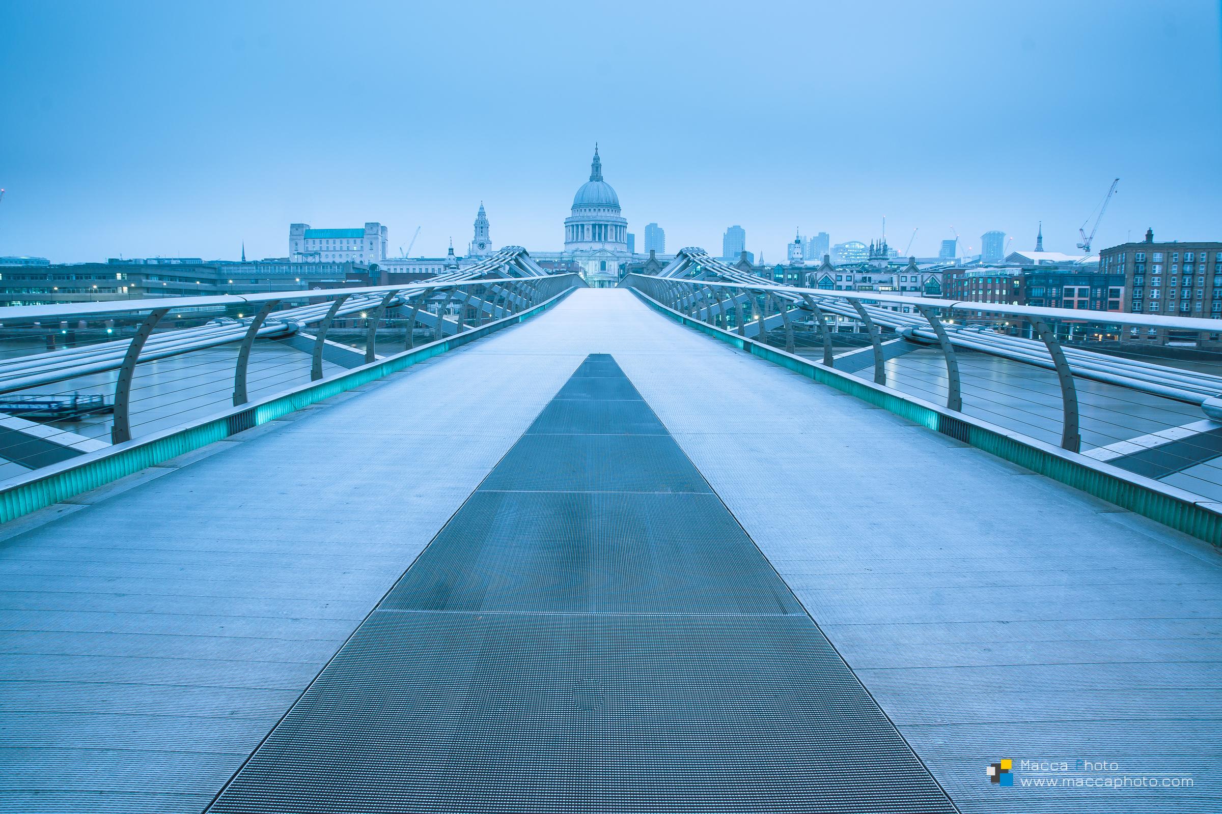 London St Pauls - Landscape