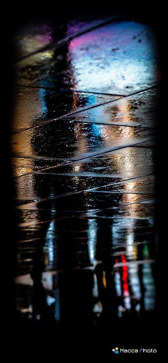 Iphone - Rain Reflection 09