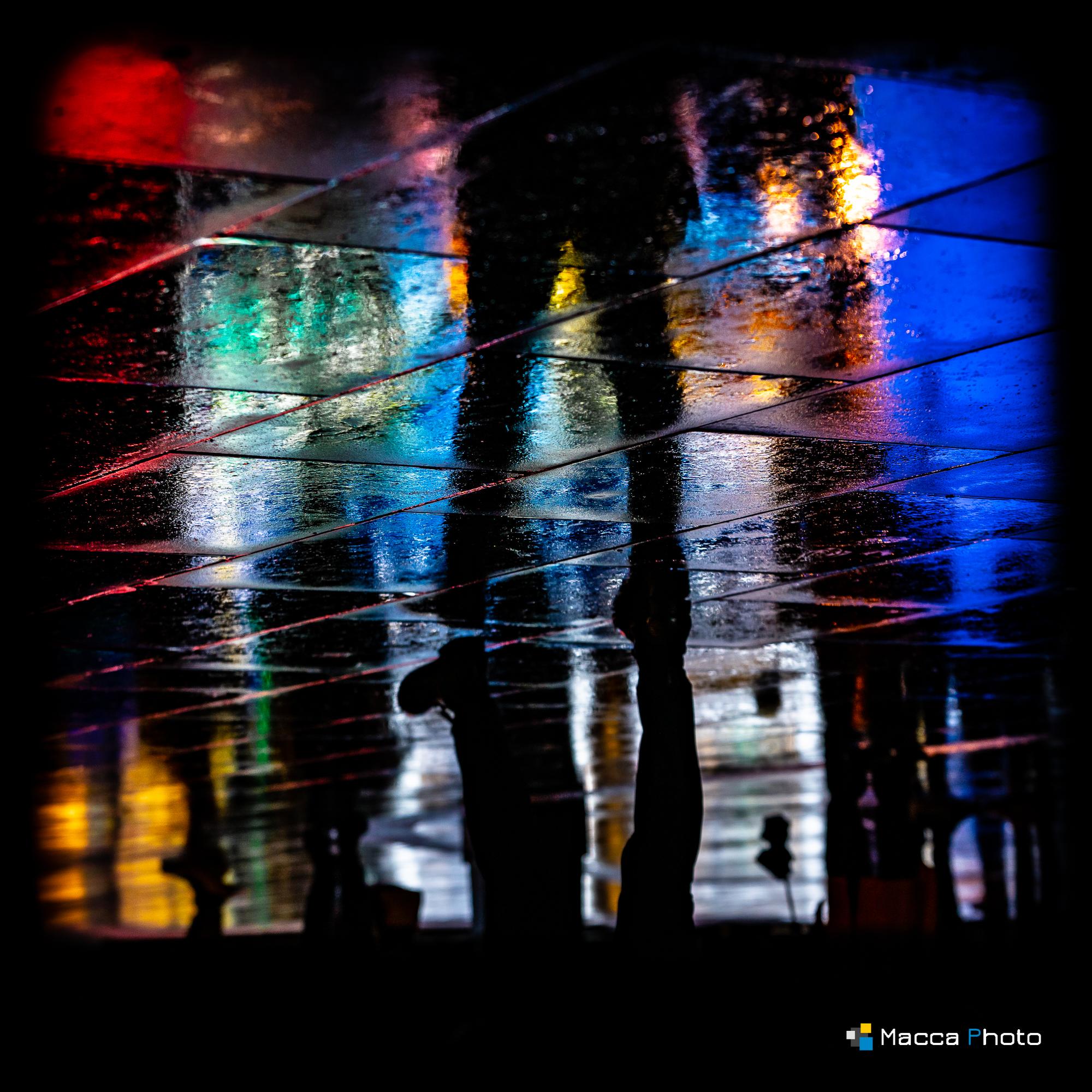 Rain Reflection 11