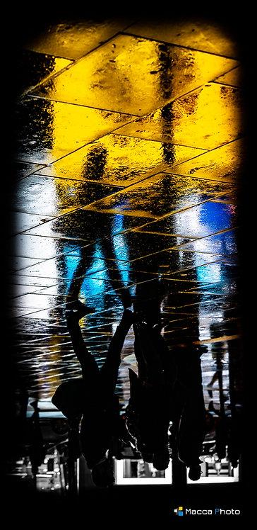 Iphone - Rain Reflection 04