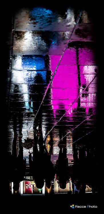 Iphone - Rain Reflection 16