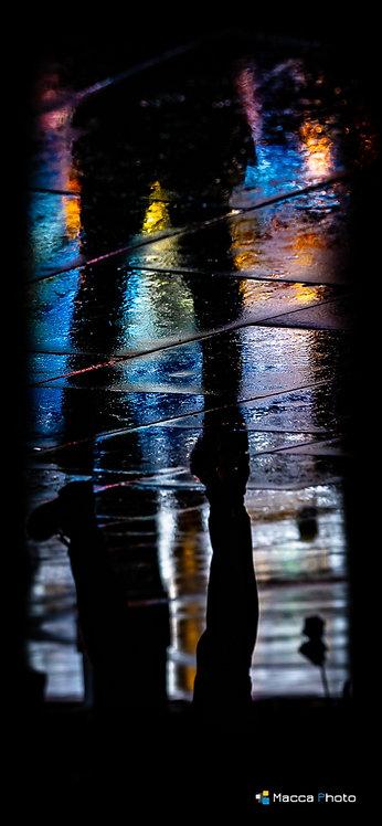 Iphone - Rain Reflection 11