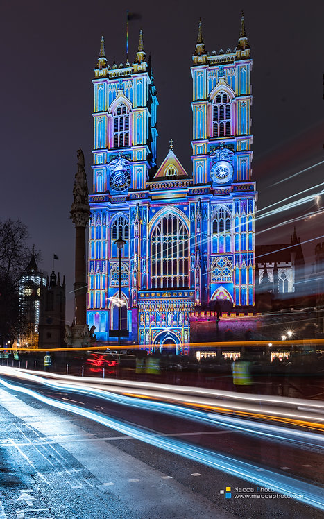 London - Abbey Long Exposure 03