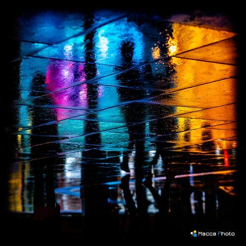 Rain Reflection 10