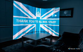 Many Thanks to all our NHS staff