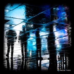 Rain Reflection 06