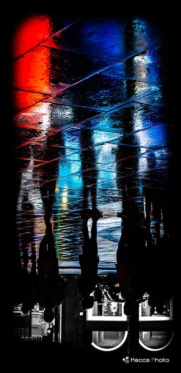 Iphone - Rain Reflection 05