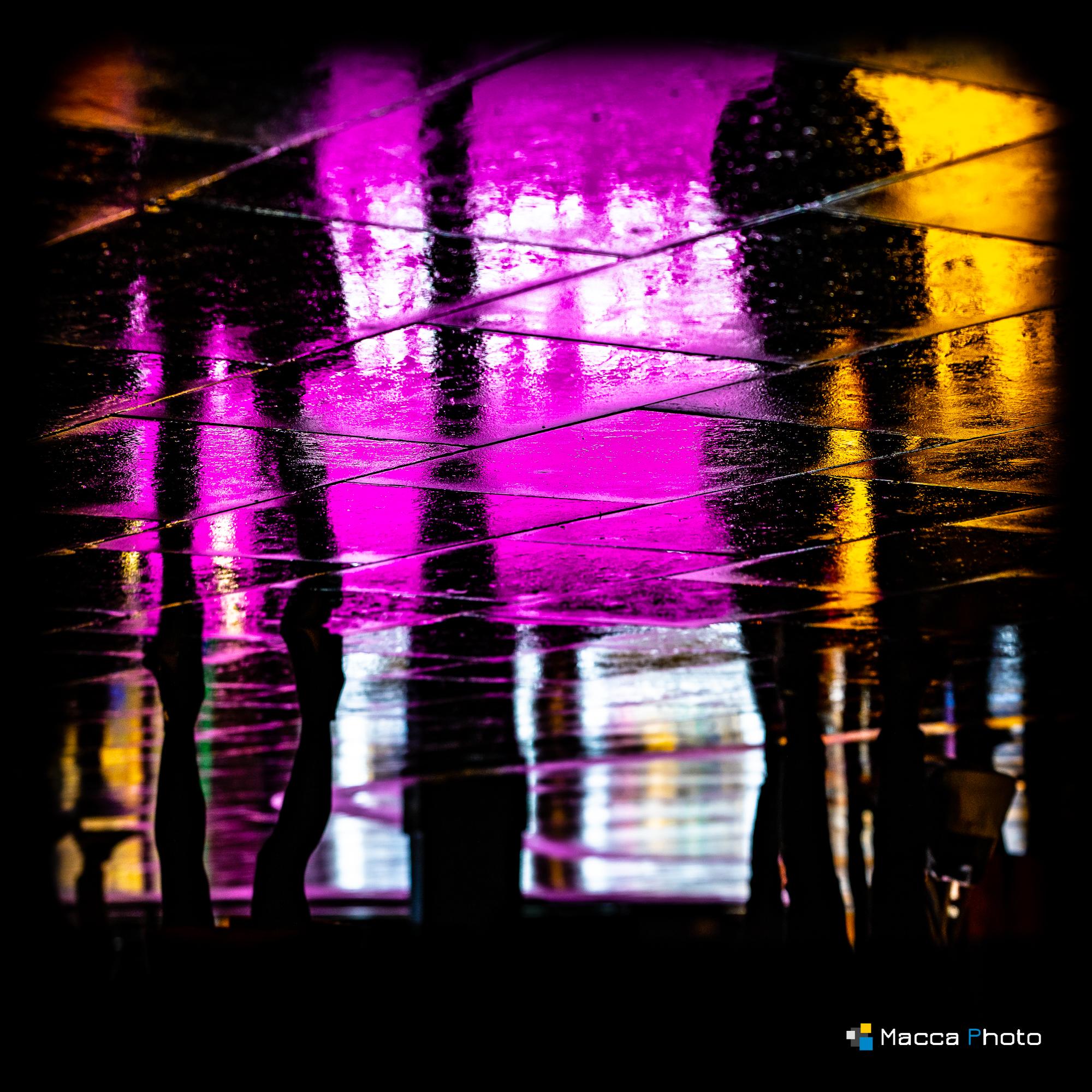 Rain Reflection 12