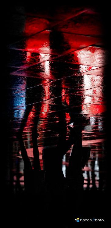 Iphone - Rain Reflection 02