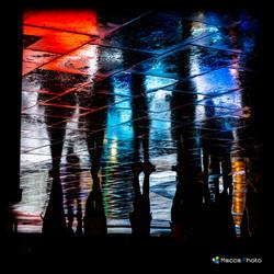 Rain Reflection 05