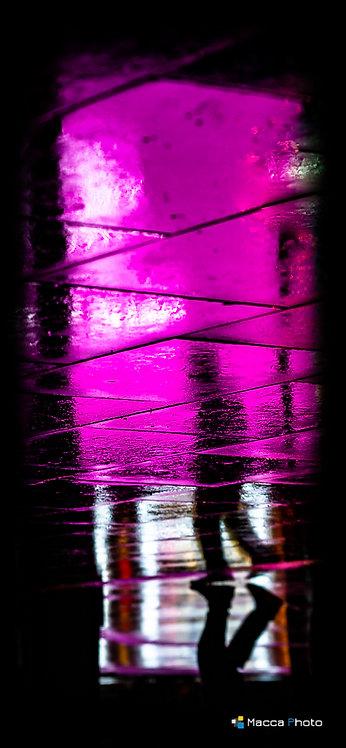 Iphone - Rain Reflection 13