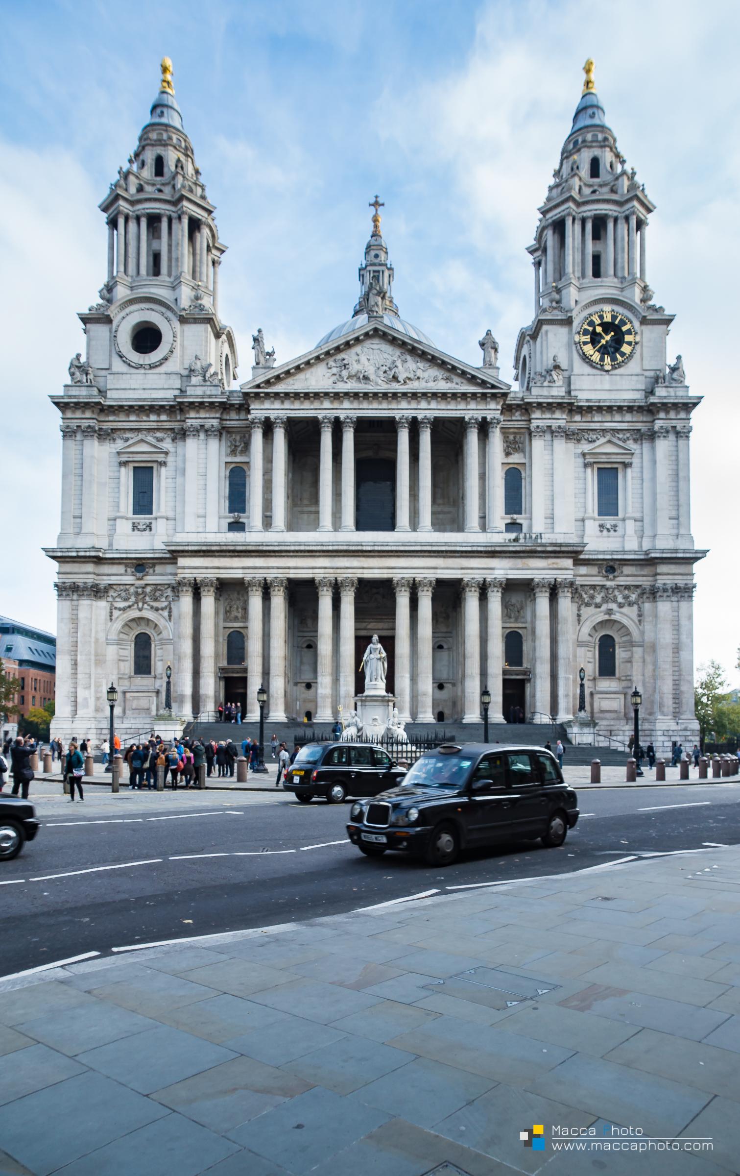 London - St Pauls 1