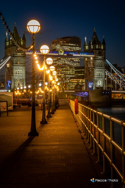 London - Tower Bridge - Colour