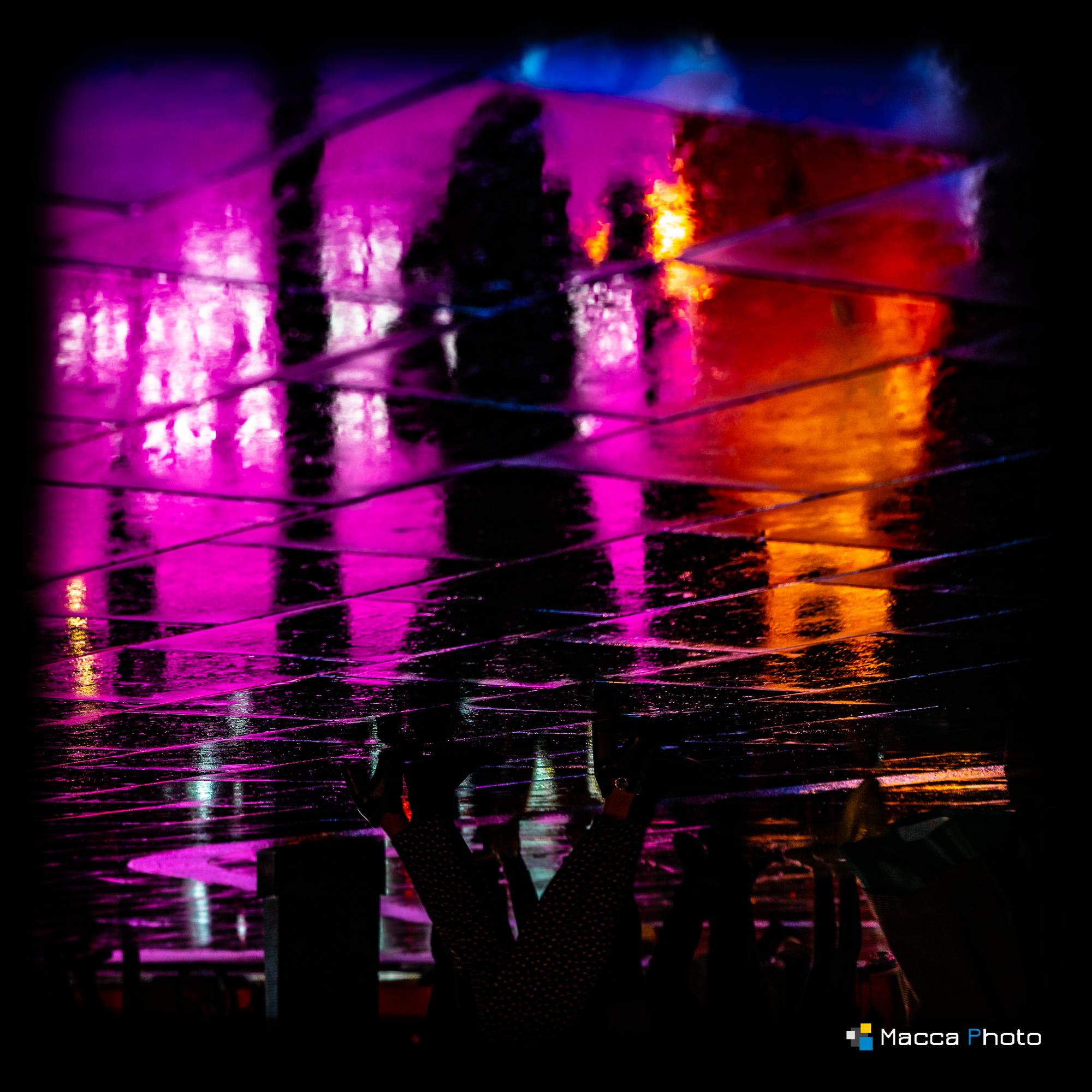 Rain Reflection 08