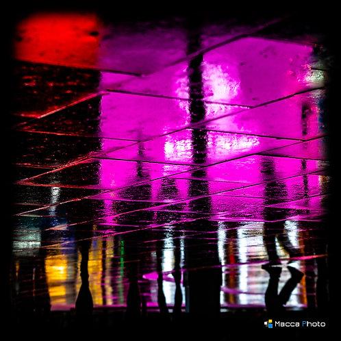 Rain Reflection 13
