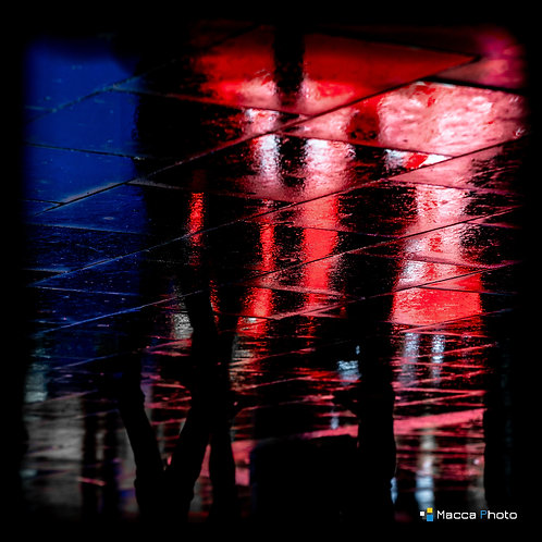 Rain Reflection 03