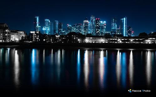 London - Canary Wharf 02