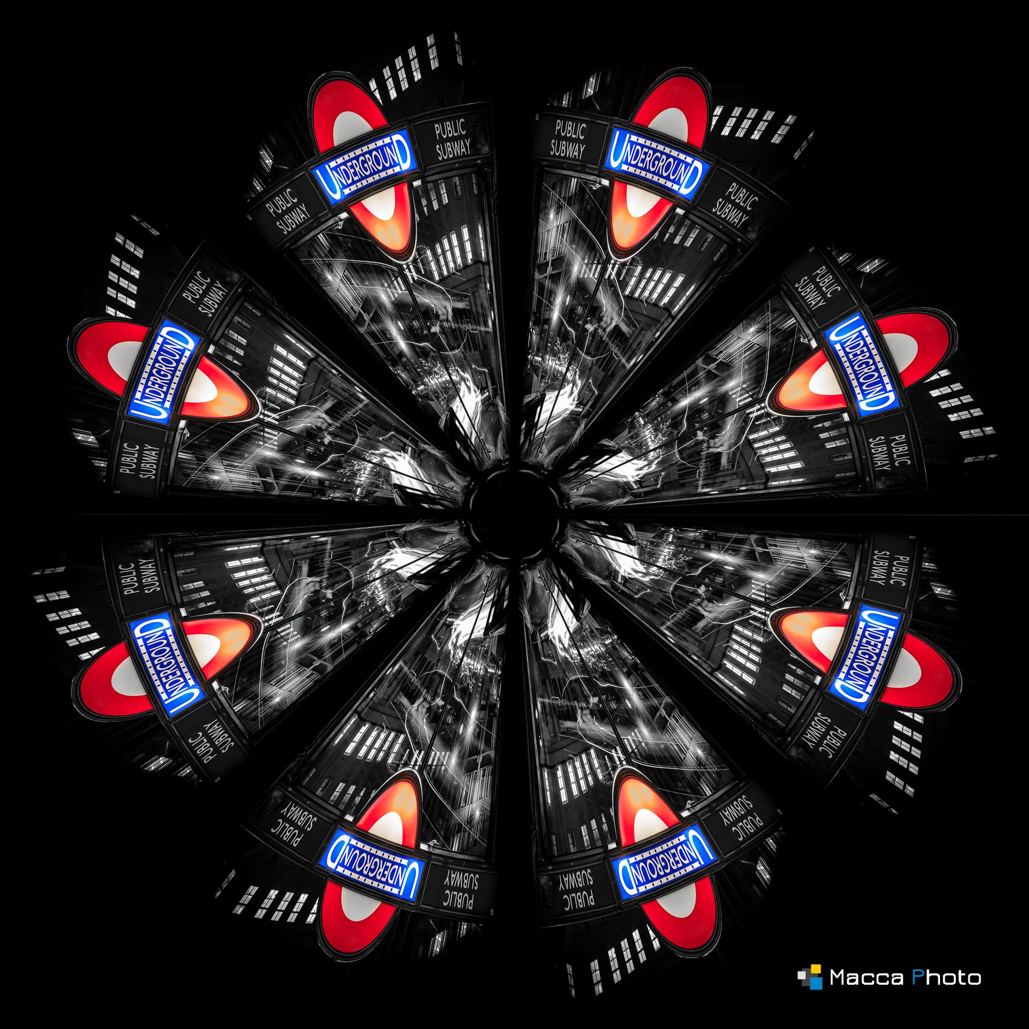 Mini Planet - London Underground 02