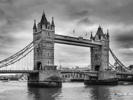 Moody Tower Bridge