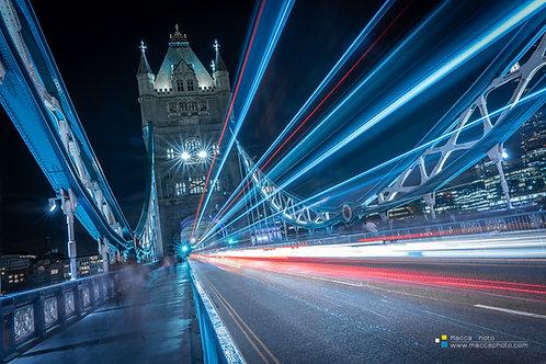 London - Tower Bridge - Long Exposure